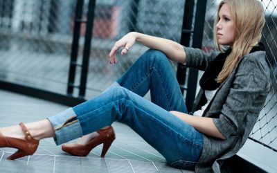 Find the perfect pair of jeans for your shape at Donna Ida's denim clinic