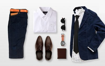 Men's must-have fashion items