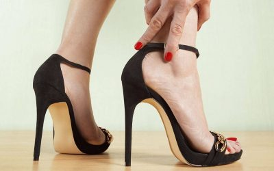 7 tips so that your high-heeled shoes no longer hurt your feet or back