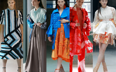 What is upcycling fashion?